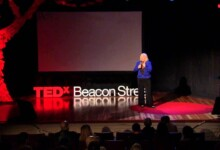 Photo of Six keys to leading positive change: Rosabeth Moss Kanter at TEDxBeaconStreet