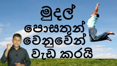 Photo of FINANCIAL FREEDOM – Positive Thinking Sinhala Video
