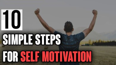 Photo of 10 Simple Steps – Self Motivation And Positive Attitude