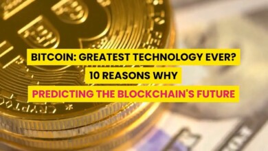Photo of BITCOIN. THE GREATEST TECHNOLOGY EVER?10 REASONS WHY. PREDICTING THE BLOCKCHIAN'S FUTURE