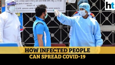 Photo of Covid-19 positive person can infect people before getting symptoms: Know how