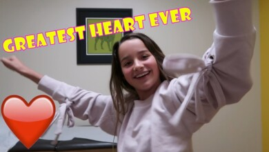 Photo of Greatest Heart Ever ❤️ (WK 349) | Bratayley