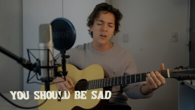 Photo of Halsey – You should be sad (José Audisio Cover)
