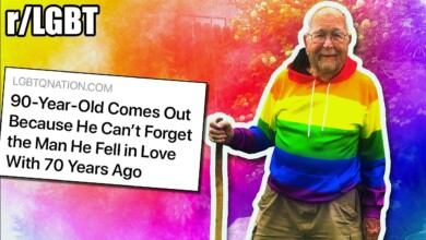 Photo of It's never too late to come out 🌈 | r/LGBT