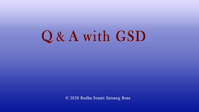 Photo of Q & A with GSD 011 with CC