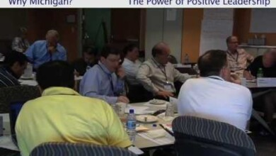 Photo of The Power of Positive Leadership