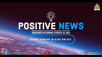 Photo of Weekly Positive News Bulletin – PSSM USA