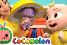 Photo of Yes Yes Dress for the Rain | CoComelon Nursery Rhymes & Kids Songs